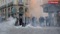Rennes. Des heurts en marge de la manifestation contre la loi Travail