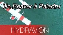 Un hydravion Beaver au lac de Paladru - 4K