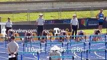 Ben Collerton NZL - Australian/Oceania Combined Events Champs 2016