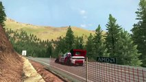 DiRT RALLY: Pikes Peak Sector 2 - Peugeot 405 T16