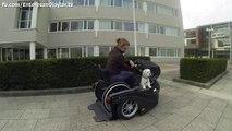 Engelliler için yapılmış muhteşem bir motor hayran kaldım