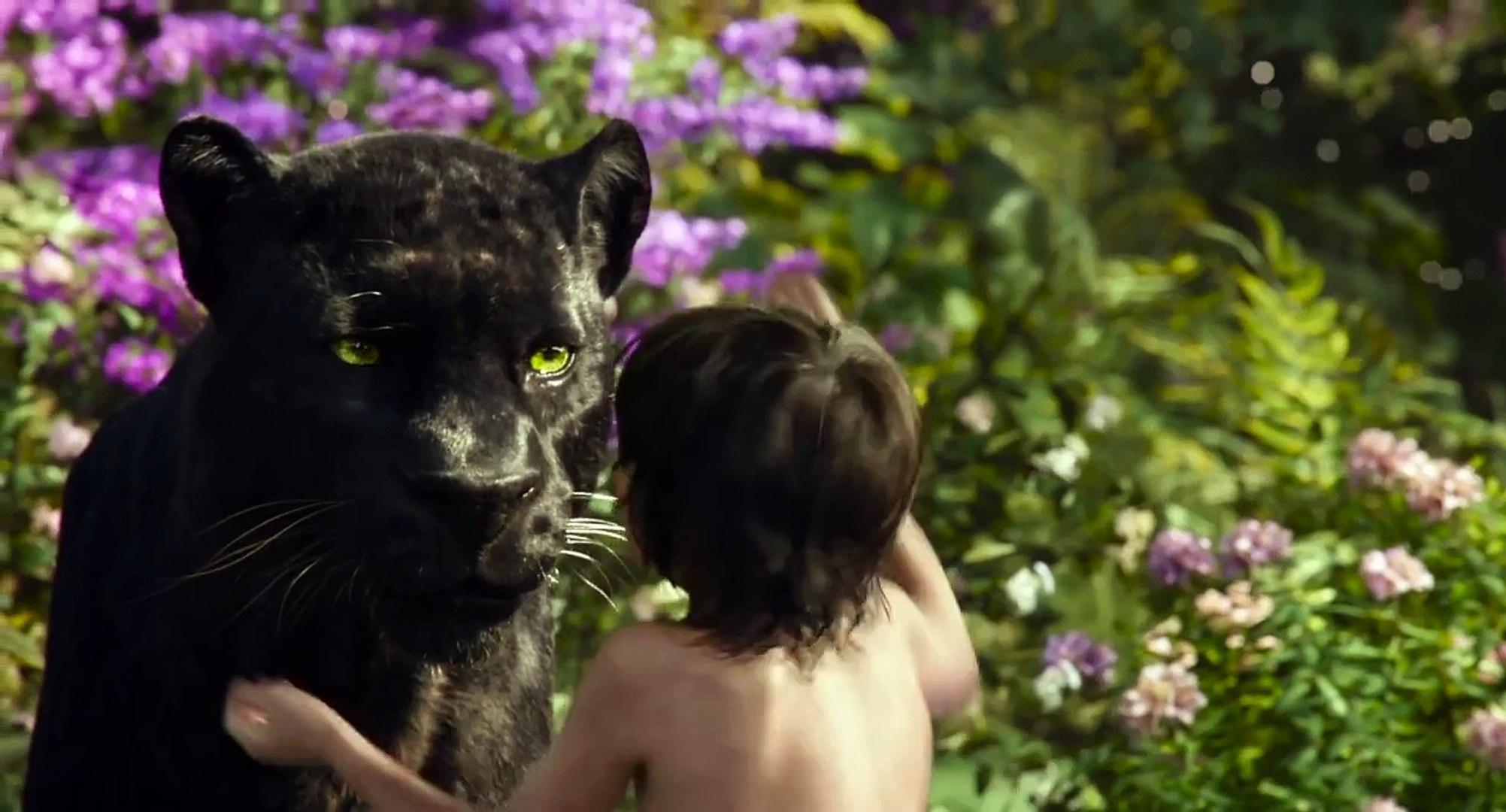 Книга джунглей Наследие 2016 короткометражный фильм живого действия Диснеевский фильм в HD