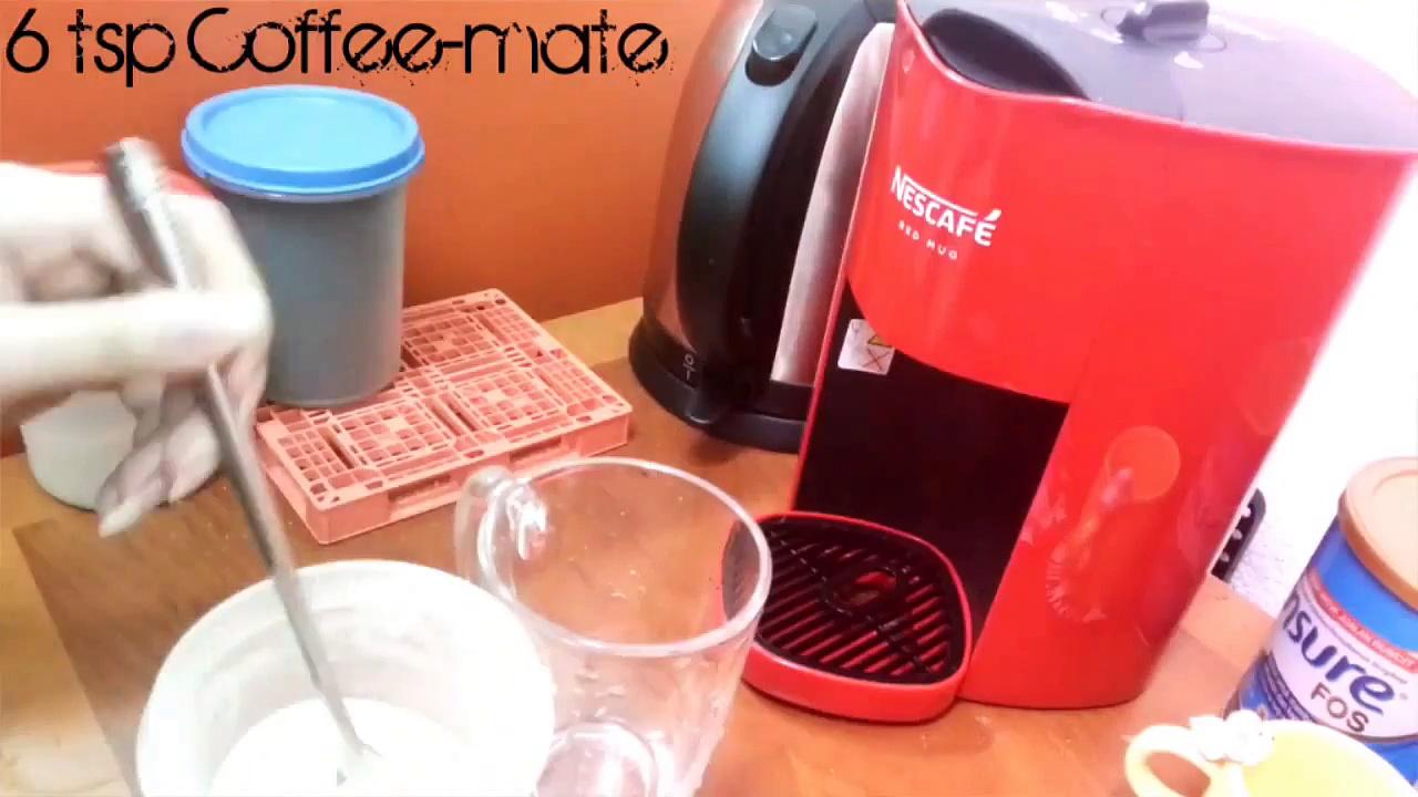 Nescafe Red Mug – Latte