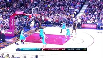 LeBron James Full Highlights 2016.04.03 vs Hornets - 31 Pts, 12 Assists, 8 Rebs, BEAST!
