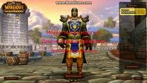 Паладин Ретрик World of Warcraft: Cataclysm 4.3.4 x1 (Server WoW Circle) Тернистая Долина pt 1
