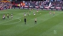 Goal Laurent Koscielny - West Ham United 3-3 Arsenal (09.04.2016)