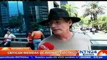 """Venezolanos aseguran estar """"preocupados"""" por medida del viernes no laborable decretada por Maduro"""