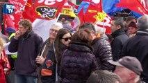 Manifestation contre la loi travail: des heurts et des blessés à Rennes
