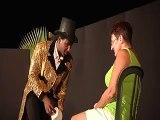 Esterel Caravaning: Animation 2009 spectacle de Magie Noir par Bruno !!!