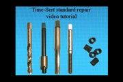 Timesert Repair Tool Kits - Metric Insert Kit