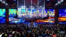 WWE WRESTLING - WRESTLEMANIA XXVIII TRIPLE H VS. THE UNDERTAKER - WWE Wrestling - Sports MMA Mixed Martial Arts Entertainment