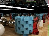 Real-time path traced photorealistic physics bricks with Brigade2