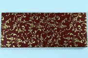 S888, Red Color, Muslim Cards, Scroll Invitations, Jewish  Invitations, High End Scrolls