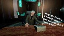 Can Gordon Freeman Swear? [Half Life 2 Parody]