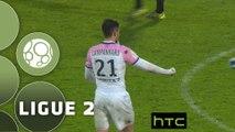 Evian TG FC - Tours FC (0-0)  - Résumé - (EVIAN-TOURS) / 2015-16