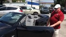 SOLD Used 2009 Ford Mustang Convertible Black Georgetown Auto Sales Ky Kentucky