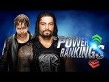 How did WrestleMania affect Roman Reigns & Dean Ambrose's rankings- WWE Power Rankings, Apr 9, 2016