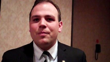 Iowa Secretary of State Matt Schultz on 2012