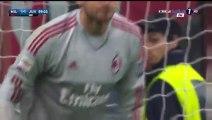 Paul Pogba Super free-kick - AC Milan 1 - 1 Juventus 09.04.2016