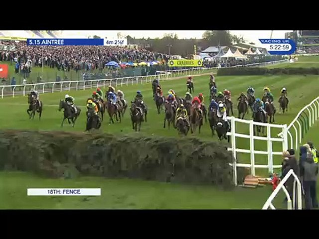 Grand National Steeple Chase Handicap - G3, AINTREE(UK), 2016-04-09