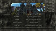 World of Warcraft: Wrath of the Lich King Music: Northrend Troll