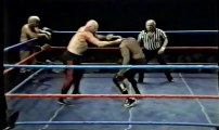 The Crusher and Raschke vs Dean and Panther fall 1
