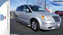 Used 2010 Chrysler Town & Country Winsdor CO Greeley, CO #P2497
