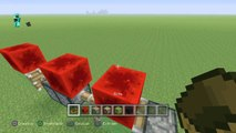 Tutorial como hacer un auto en minecraft sin mods(ps4 ps3  xbox 360 y xbox one)