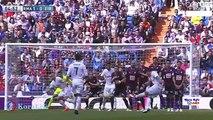 اهداف مباراة  ريال مدريد وايبار 4-0   شاشة كاملة (09-04-2016) حفيظ دراجي HD