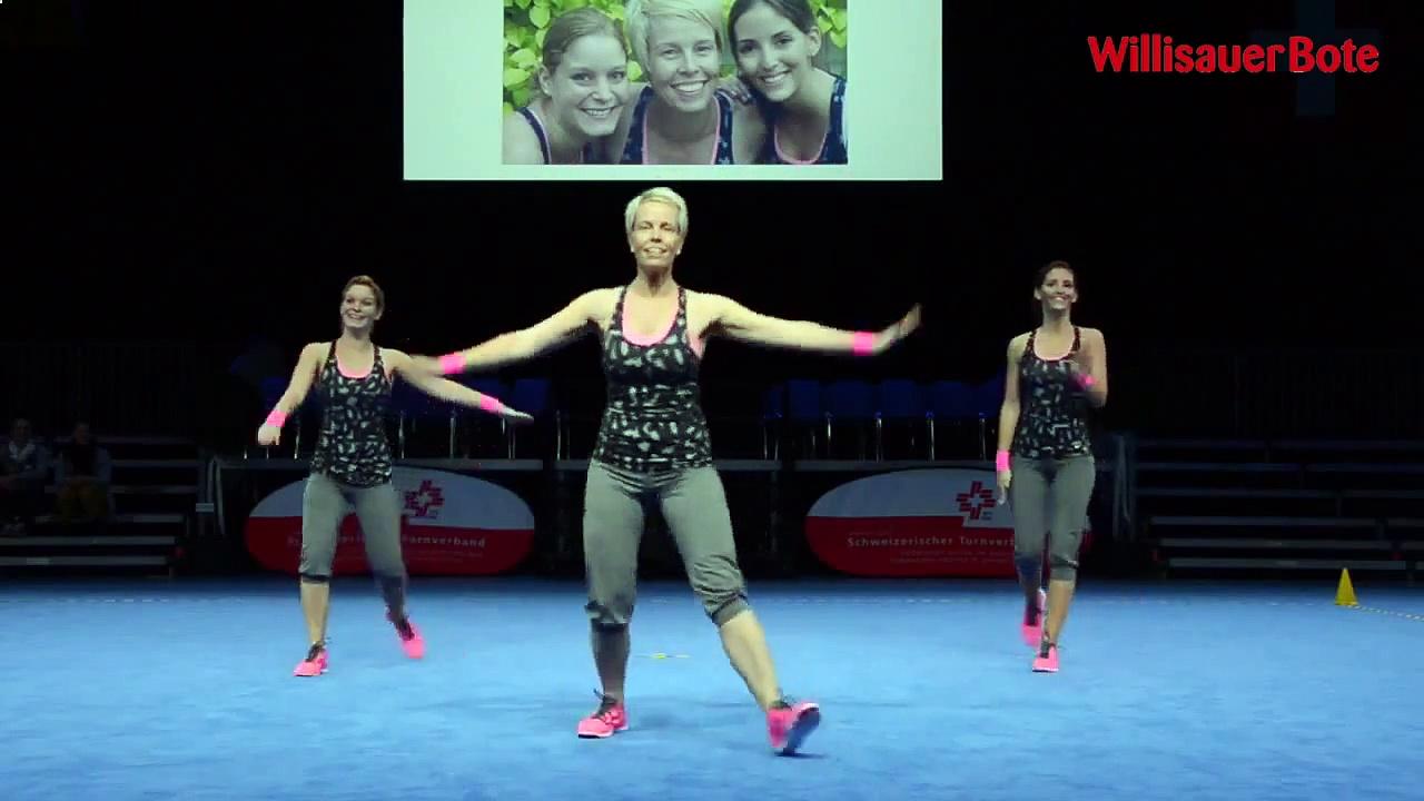 AEROBIC EXERCISE VIDEO: Bipasha Basu Workout, Salman Khan Workout, Milind Soman Workout, Unleashed