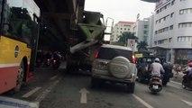 Xe tải, xe bồn náo loạn trong giờ cấm, CSGT đội 6 Hà Nội cứ tiếp tục ngó lơ_ bbcviet.com