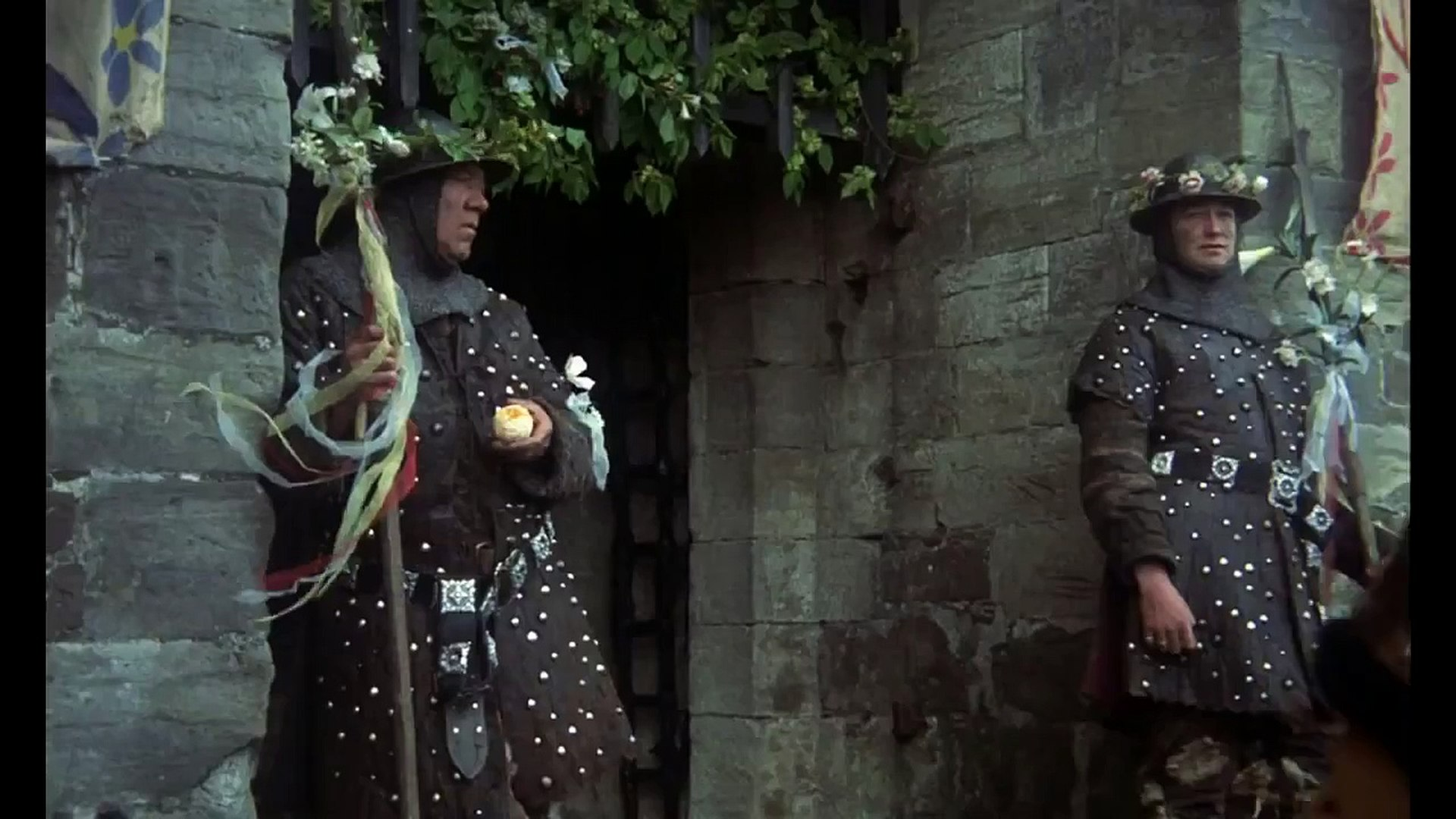 Monty Python And The Holy Grail Lancelot Running Video