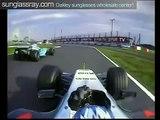 Raw Footage of Flying Finn : Kimi Raikkonen vs Giancarlo Fisichella Suzuka 2005  F1 Grand Prix Racing at its finest