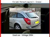 Sale one Renault Laguna II  Grasse  Alpes-Maritimes