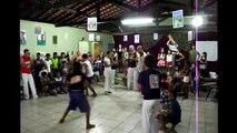 Markão jogando capoeira hehehe