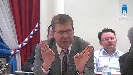 Conseil municipal de Savigny-sur-Orge du 8 avril 2016. - Partie 2 B -vote du budget