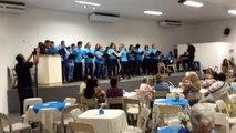 Pedro - pelo Grupo Musical Além das Vozes - Evento CANTANDO O ESPIRITISMO