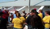 Yellow Ribbon Club - Lt Col Al Bancroft Welcome Home & Thank You