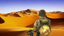 Rebel finds the Sahara Desert