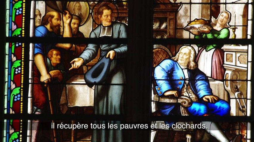 2 Saint Louis-Marie de Montfort - pauvre avec les pauvres - st français