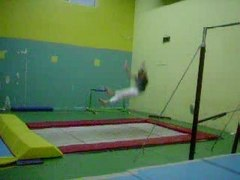 Trampoline Double Double