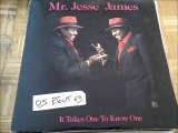 JESSE JAMES -DON'T GET AMNESIA ON ME BABY(RIP ETCUT)T. T. E. D. REC 88