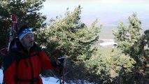 Subida al Pico del Lobo - Invernal
