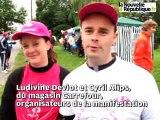 VIDEO. Les Boucles du Coeur ont réchauffé Châteauroux