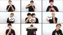 [ENGSUB] UP10TION U10TV Ep.8 - Behind Story of U10TV Opening Scene