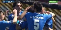 Manuel Pucciarelli goal ~ Empoli vs Fiorentina 1-0 10.04.2016