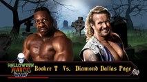 WWE 2K16 Booker T 96 vs DDP