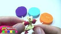 Play-Doh jouets surpris oeufs, Peppa Pig Xitrum Kinder Surprise oeuf jouet 2016