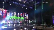 110826 Super Junior Superman Live in Daegu [Hae-Ann]