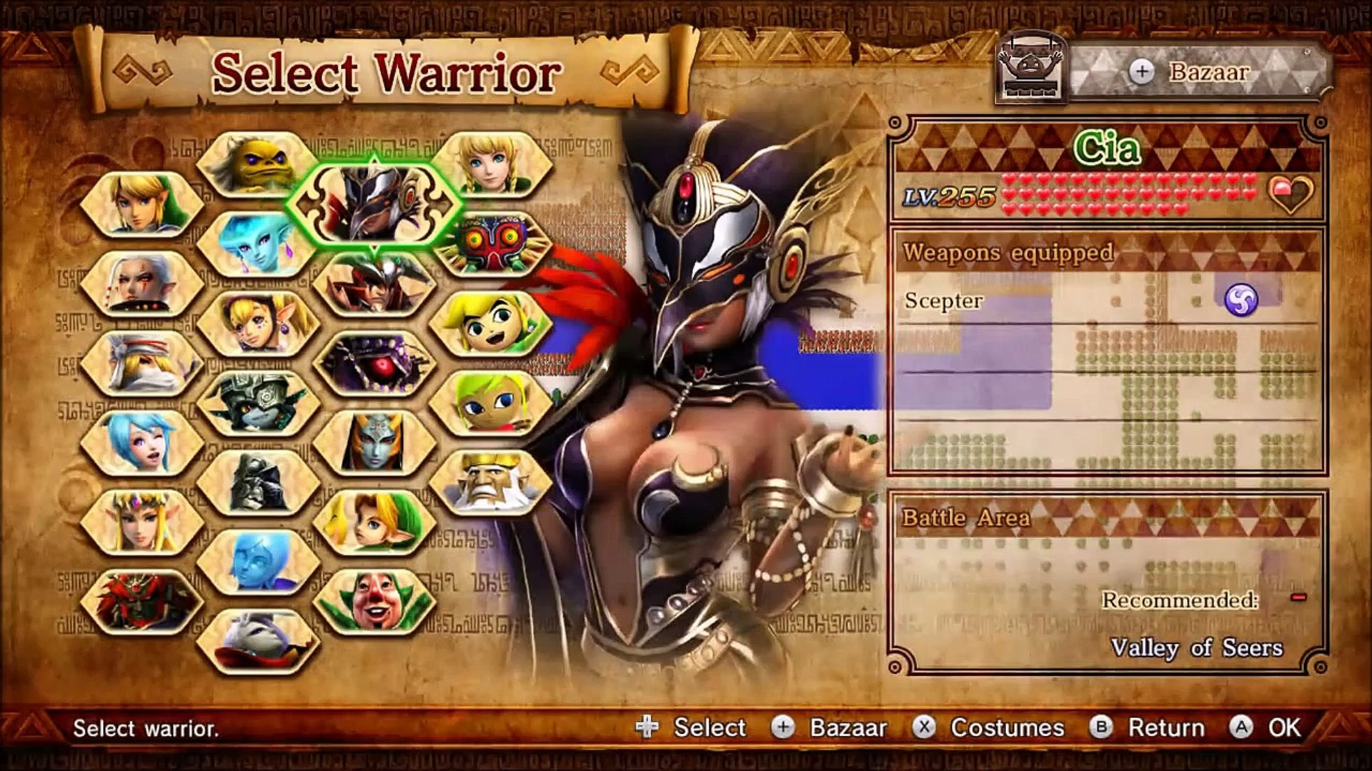 Hyrule Warriors Max Rupee Glitch With Cia Redux Video Dailymotion